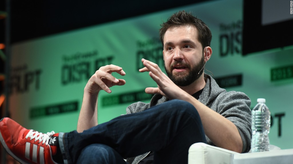 Reddit co-founder defends net neutrality