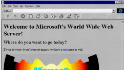 old website microsoft