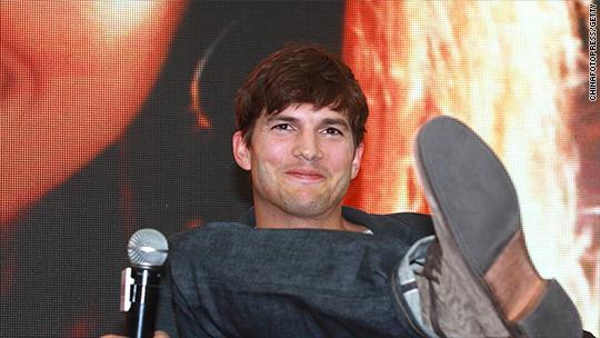 Ashton Kutcher is betting big on this startup