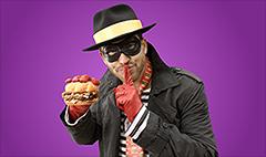 McDonald's has a new Hamburglar