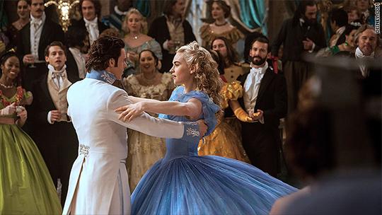 Disney's 'Cinderella' reaches box office milestone