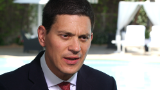 David Miliband: Migrant crisis displacement like WWII