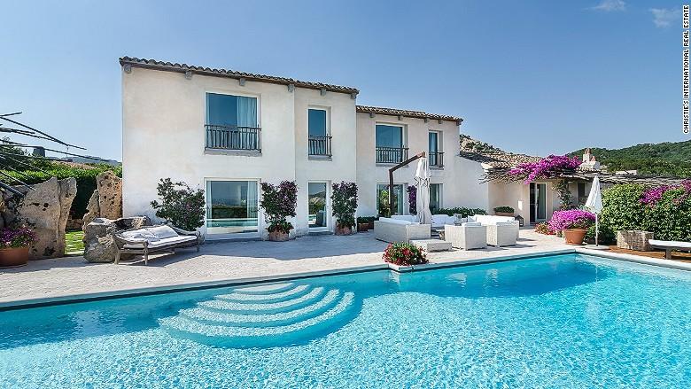 Villa Sa Sposa, Sardinia Christie's