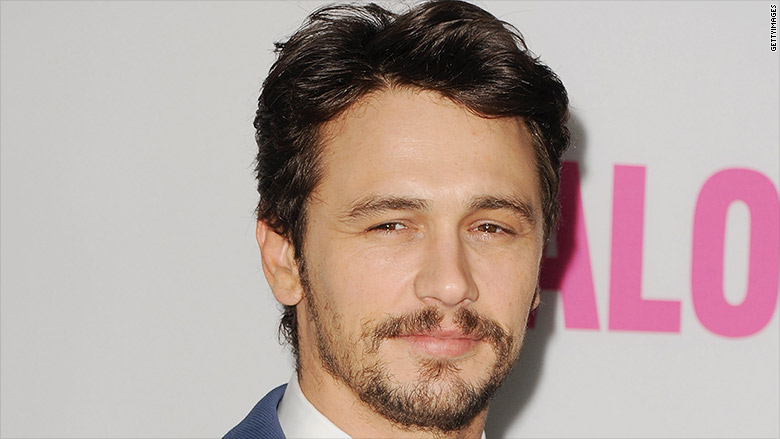 gallery james franco first job