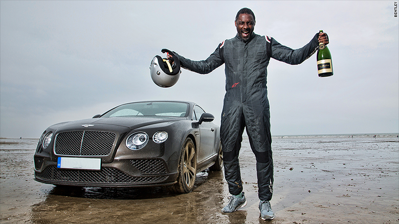 idris elba bentley