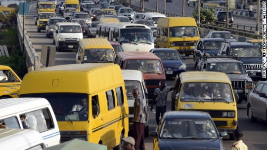 For Uber, Lagos is bigger than London
