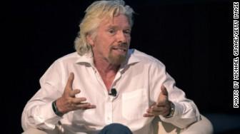 Richard Branson dyslexia