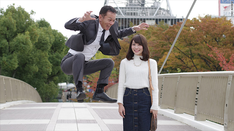jumping japanese father2