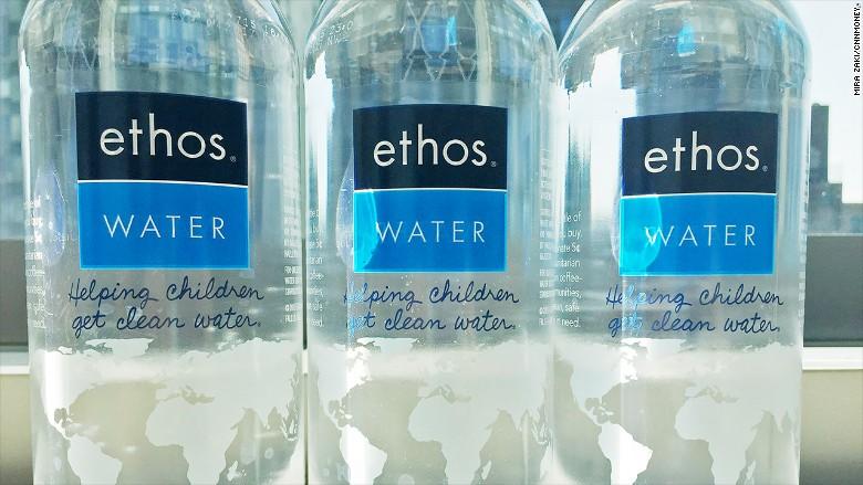 Image result for starbucks bottle WATER