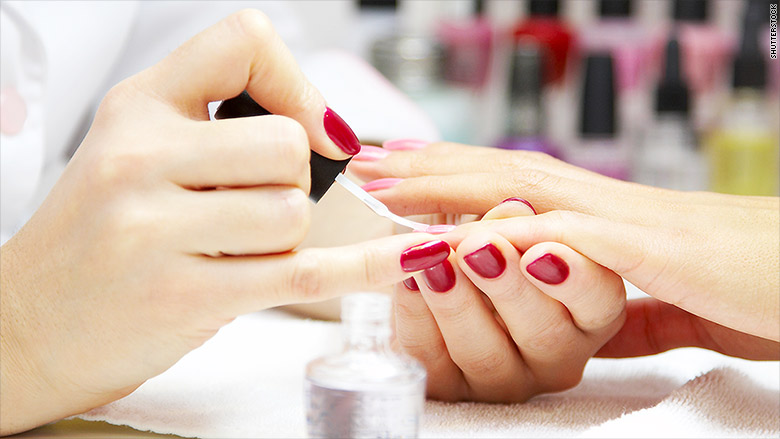 NY cracks down on nail salons that exploit workers - May. 11, 2015