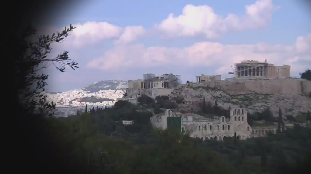Greece: Where did all the money go?