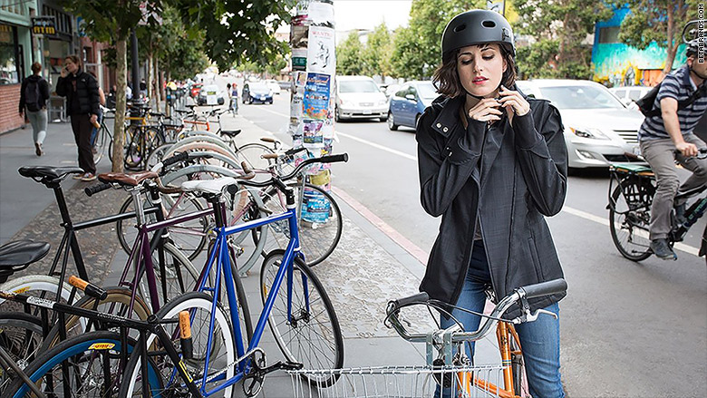 SV fashion betabrands bike jacket