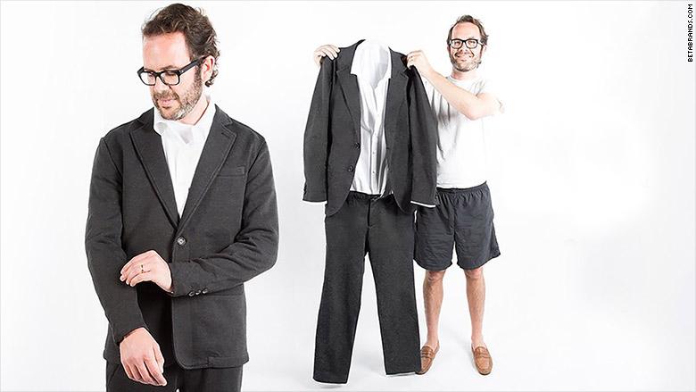 SV fashion betabrands suit onesie
