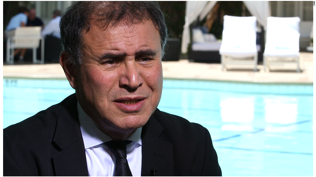 'Dr. Doom' Roubini: The art market is 'shady'