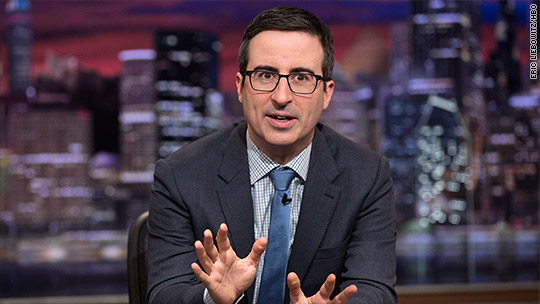John Oliver: 'There are no f------ do-overs'