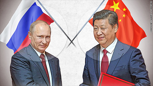 China plays hard to get with Russia