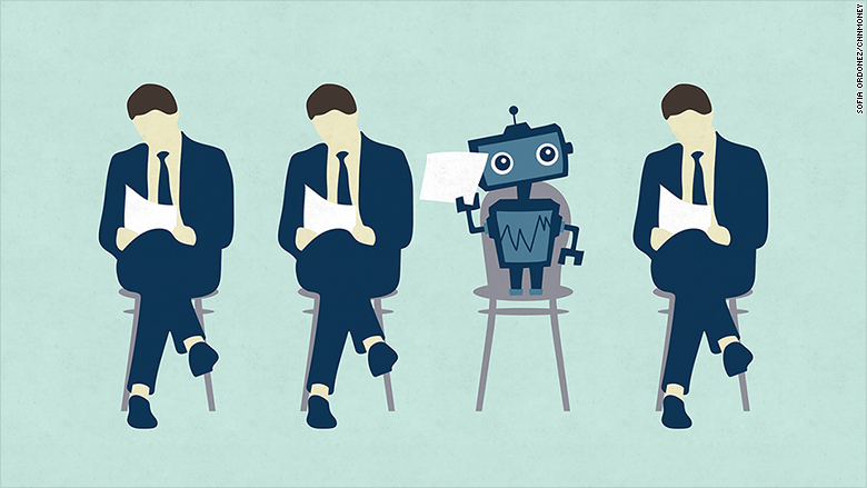 jobs threatened by robots