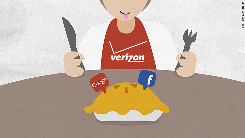 pie verizon google fb