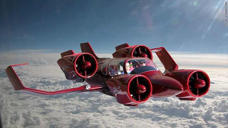 O zi ca oricare alta 150513083127-moller-international-skycar-flying-car-780x439