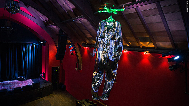 sv fashion betabrand drone