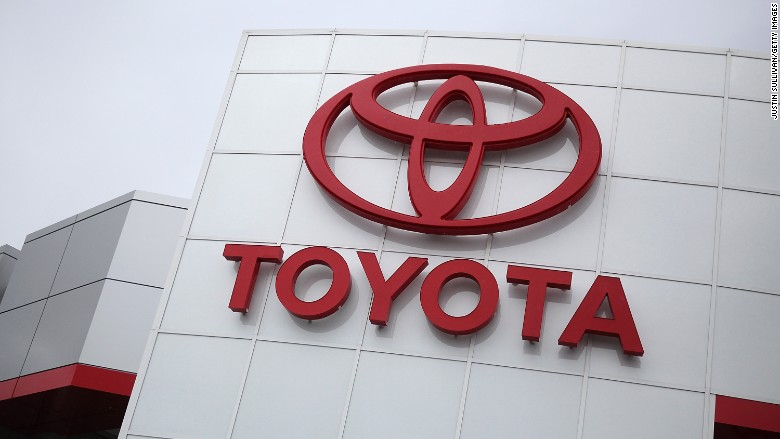 Toyota just set a new quarterly profit record