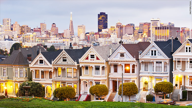 top luxury housing markets san francisco