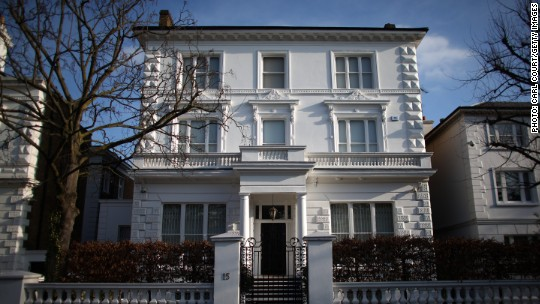 London's luxury real estate gets election boost