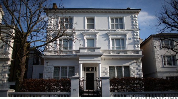 London S Luxury Real Estate Gets Election Boost May 13
