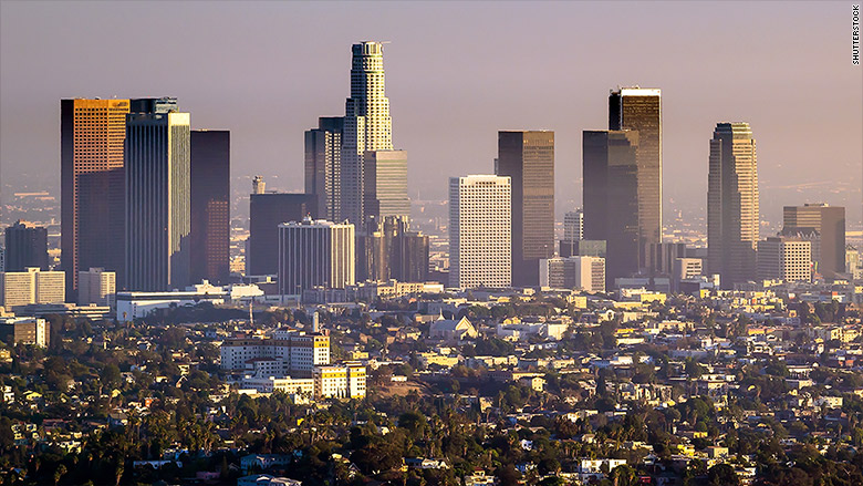 top luxury housing markets los angeles