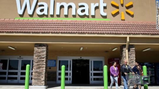 Walmart warns suppliers: Don't cheat our customers