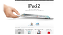 apple.com ipad 2 3-31-11