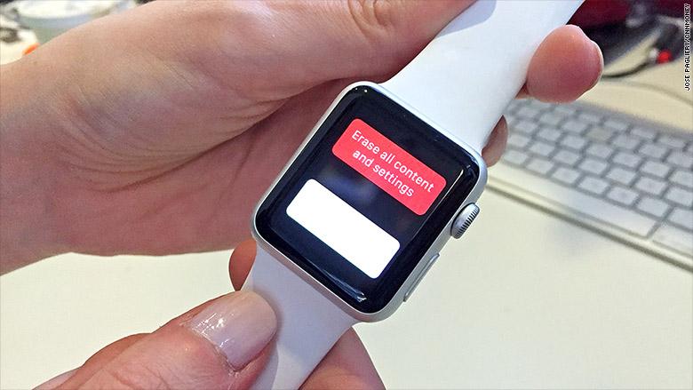 steal apple watch