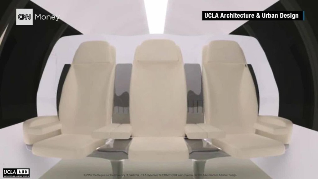 Hyperloop: The future of mass transit