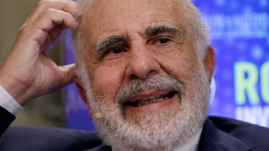 Icahn dismisses conflict of interest concerns as 'absurd'