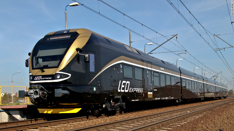 This Czech Company Wants To Bring Euro Style Trains To The