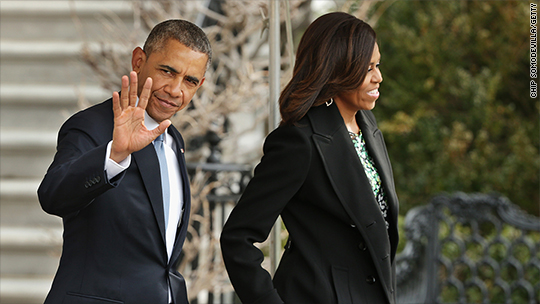 The Obamas' money: Boring investments, steady income