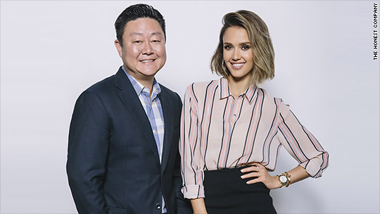 Kim Kardashian and Jessica Alba power his startups