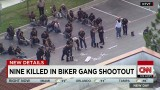 Nine dead after biker brawl at Texas restaurant