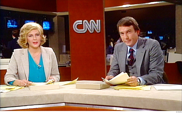 CNN's first day: Reggie Jackson ducks gunfire, 'Lassie' star busted for drugs - May. 28, 2015