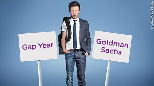 A billionaire's advice: Don't intern at Goldman Sachs. Travel