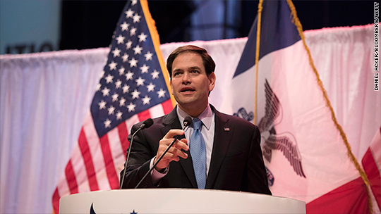 Why Marco Rubio raided his retirement account