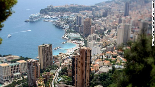 Why is everyone in Monaco so darn rich?