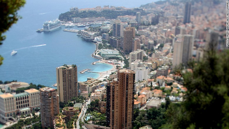 monaco real estate