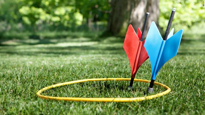gallery recall lawn darts