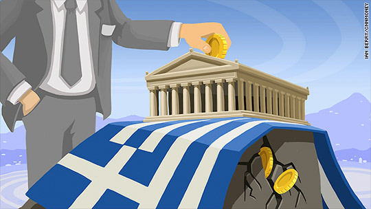 These investors are getting killed in Greece