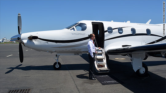 Startup offers unlimited private jet flights: 'Gateway drug for private flying'