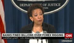Banks fined billions over forex rigging