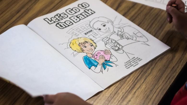 kindergarten to college in story