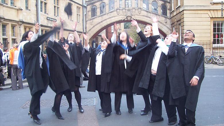 oxford graduates heather long