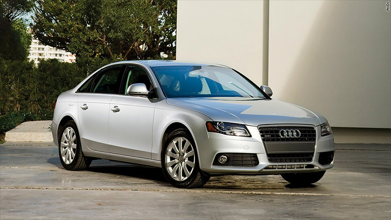 Certified Pre Owned 2012 Audi A4 5 Awesome Car Options